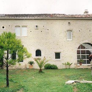 Restauration de Bâti Ancien Restauration Demeure