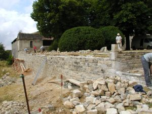 Restauration de Bâti Ancien Mur