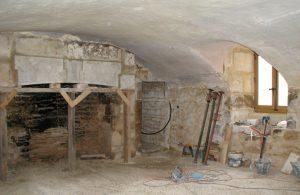 Restauration de Bâti Ancien Restauration Cheminée