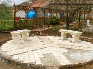 Agencement Extérieur Salon de Jardin